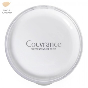 Avène Couvrance Crema Compacta Tono Porcelana