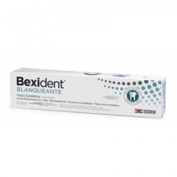 Bexident Blanqueante Uso Diario Pasta Dentífrica 125 ml