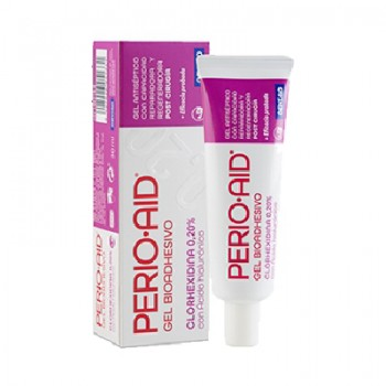 DentAid Perio-Aid Gel Bioadhesivo Clorhexidina 0,20% 30 ml