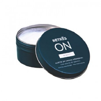 Betrés On Aceite en Crema Corporal Night 230 ml