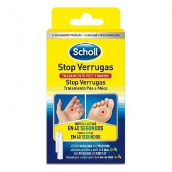 Dr. Scholl Stop Verrugas Tratamiento Pies y Manos