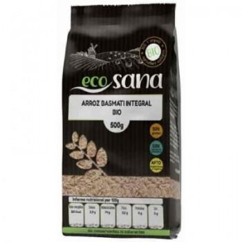 Drasanvi Ecosana Arroz Basmati Integral Bio 500 g