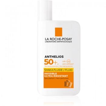 La Roche-Posay Anthelios Shaka Fluido sin Perfume SPF 50+ 50 ml