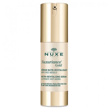 Nuxe Nuxuriance Gold Sérum Nutri-Revitalizante 30 ml