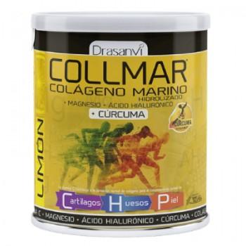 Drasanvi Collmar Colágeno Marino+Magnesio+Cúrcuma Limón 300 g