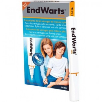 Endwarts Pen Lápiz Antiverrugas 3 ml
