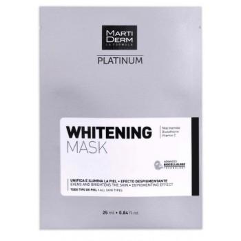 Martiderm The Originals Whitening Mask Unifica e Ilumina la Piel Efecto Despigmentatnte 1 Unidad