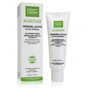 MARTIDERM Acniover Cremigel Activo - 40 ml