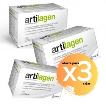 Pack x 3 - Artilagen (3 cajas de 30 sobres)