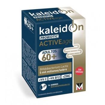 Kaleidon Probiotic ActiveAge Adultos 60+ 14 sobres bucodispersable