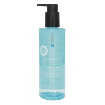 Skinceuticals Simply Clean Gel Reductor de Poros 200ml