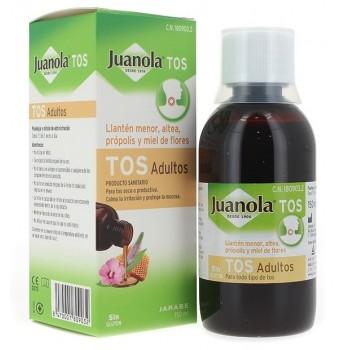 Juanola Tos Adultos Para Tos Seca o Productiva Jarabe 150 ml