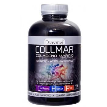 Collmar Colágeno Marino Hidrolizado + Magnesio + Ácido Hialurónico 180 Comprimidos