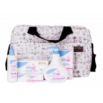 Seba Med Baby Canastilla Premium Unisex