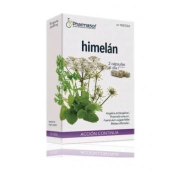 Himelán Complemento Alimenticio a Base de Plantas Naturales 30 Cápsulas de 690 mg