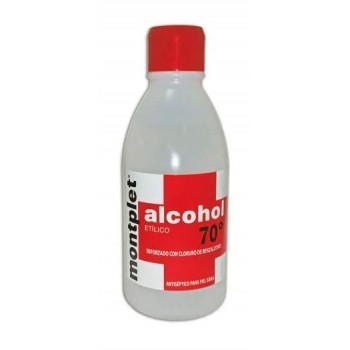 Alcohol 70º Monplet 250Ml