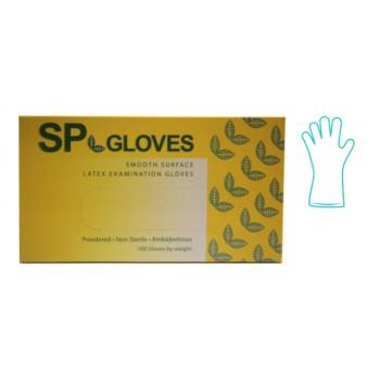 Guante Latex con polvo talla XS (guantes)