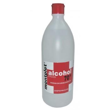 MONPLET ALCOHOL 70º 1000 ML