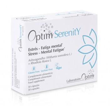 Optim Serenity Estrés - Fatiga Mental 30 Cápsulas
