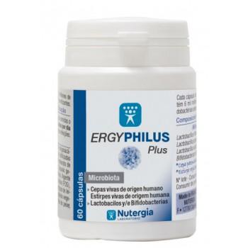Ergyphilus Plus Microbiota 60 Cápsulas