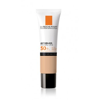 La Roche Posay Anthelios Mineral One SPF 50+ Crema de Uso Diario Con Color Medio 02 30ml