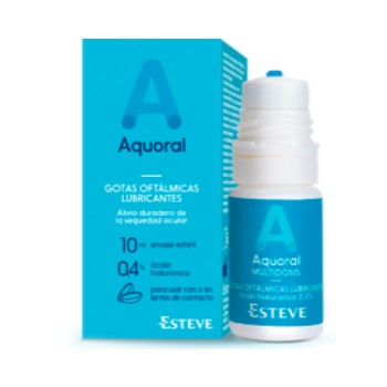 Aquoral multidosis solución 10 ml