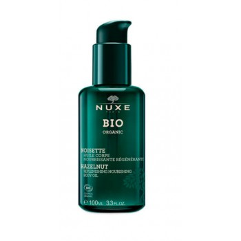 Nuxe Bio Organic Aceite Corporal Nutritivo Regenrante Avellana 100ml