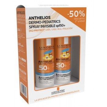 Anthelios XL Gel Wet Skin SPF50+ Duplo 2x250ml La Roche Posay