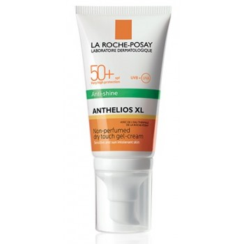 Anthelios XL Gel Crema Anti-Brillos Toque Seco Sin Perfume 50ml La Roche Posay