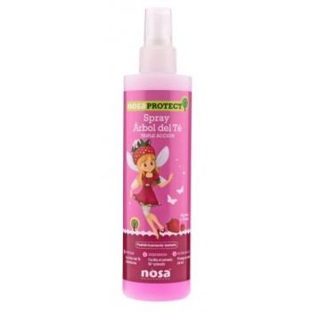 Nosa spray desenredante aroma fresa 250ml (Árbol de Te)