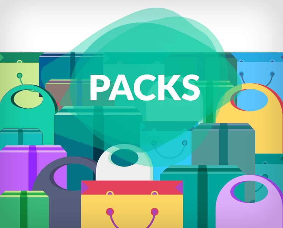 Packs y ofertas