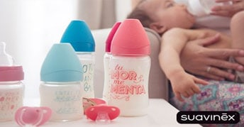 Productos para bebés Suavinex
