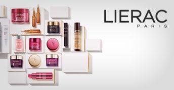 Productos dermocosmética y capilar Lierac