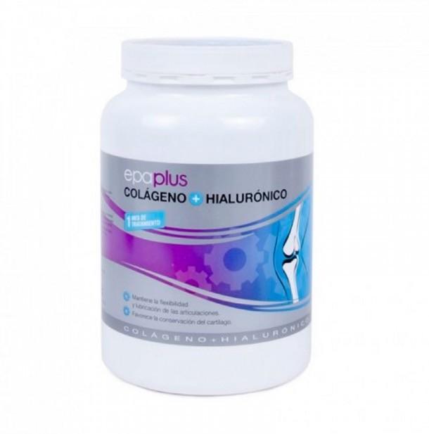 Epaplus Colágeno + Ácido Hialurónico 420 gr